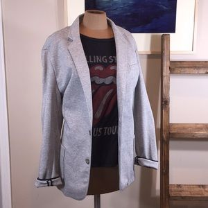 Saks Fifth Avenue Boyfriend Blazer
